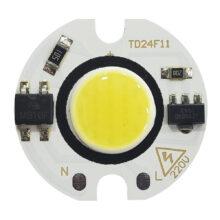 لامپ ال ای دی ۵ وات کد SAHA50 پایه سیمی
